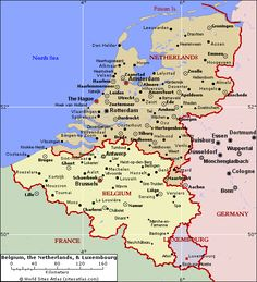 This Map Shows The Three Regions Of Belgium Flanders Wallonia - Belgium regions map