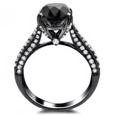 This ring is so cool.. It would be a real cool engagement ring for someone who wants a ring you won't see everywhere.