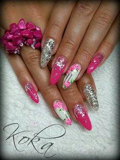 Stilettonails  nails