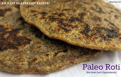 Paleo Roti - My Heart Beets