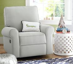 Comfort Recliner & Swivel Rocker #pbkids