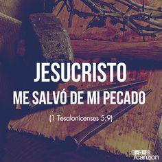 «Pues Dios escogió salvarnos por medio de nuestro Señor Jesucristo y no derramar su enojo sobre nosotros». —1 Tesalonicenses 5:9