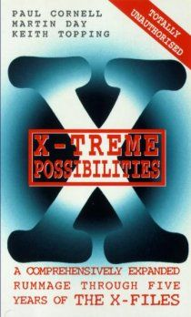 X-Treme Possibilities (Second edition, Virgin, 1998, edited by me, Martin Day, Keith Topping).