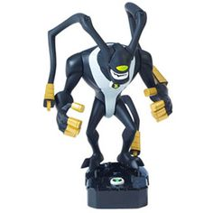 Ben 10 Feedback Action Figure