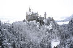 Winter Neuschwanstein & Linderhof Castle Tour by Bus Linderhof Palace, Romantic Road, Neuschwanstein Castle, Famous Castles, Tour Tickets, Great Photos, Us Travel, Trip Advisor, Portrait Photography