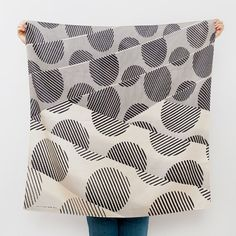 Furoshiki Wrapping Cloth - Dots by Lucinda Newton-Dunn | UGUiSU Online Store