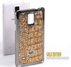VINTAGE EDITION HOLOGRAM CROCO FASHIONABLE CELL PHONE BACK COVER FOR GALAXY S5