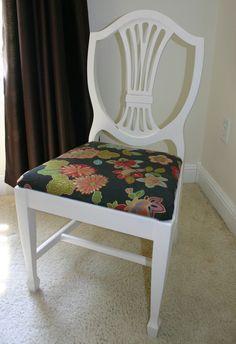 Repairing and repurposing Duncan Phyfe chairs! Furniture Fix, Furniture Styles, Repurposed Furniture, Furniture Refinishing, Dining Room Table Chairs, Dining Rooms, Kitchen Tables, Painted Chairs, Painted Furniture