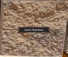 Cuesta Retaining wall Block in Purple and Brown color. They are wide, tall, and deep. Check out our website or for pricing info call us @ We are located in Dacono, Co. and are a family owned and operated business. Concrete Block Paving, Paving Stones, Deep, Website, Purple, Business, Brown, Check, Wall