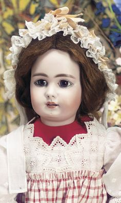 Bisque Doll,939,by Simon and Halbig Beautiful face.