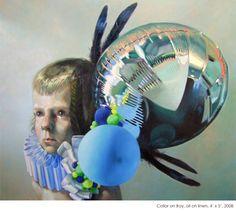 Komische Kinder sind Robin F. Williams Spezialität | Art Armada