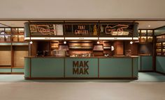A new addition to Hong Kong's ever-growing culinary scene, Mak Mak is a whimsical replica of a 1960s traditional Thai shophouse complete with a colourful grocery shop facade and 'home' tucked away inside. Designed by interior architect Nelson Chow, who...
