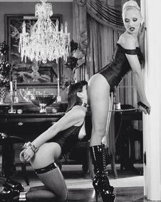 #erotica #bdsm #lingerie #lesbian
