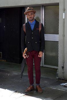 Coggles.com - Men's Street Style