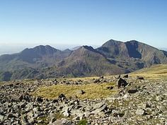 Snowdonia: one of my all-time favourite places to escape to.