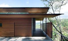 Загородный дом в Асамаяме от студии Kidosaki