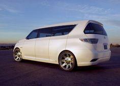 Toyota's concept minivan.  The F3R.