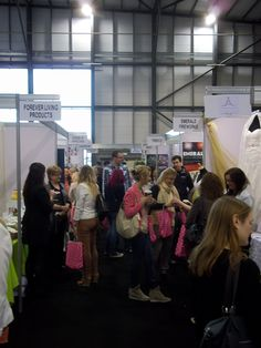 exhibitors at the show