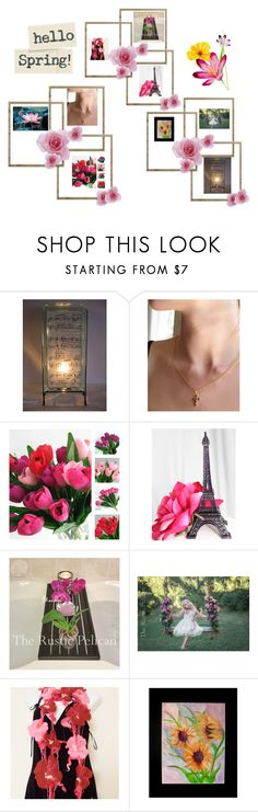 """""""hello Spring"""" by beachdawn ❤ liked on Polyvore"""