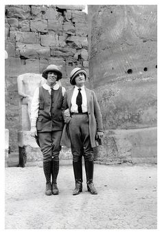 A 1920's adventure in Egypt