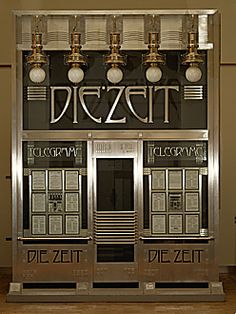 otto wagner art deco office