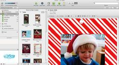 put cards and pictures you want to keep (but create clutter) into an evernote notebook