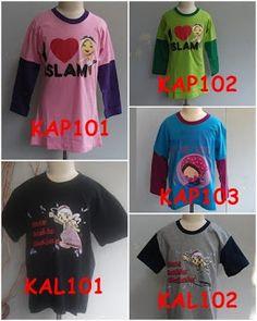 Rumah Busana Lengkap: Kaos Anak Muslim Harga Satuan Rp 65.000,-/pcs orde...