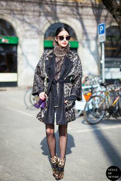 Denni Elias · City Life Street Style, Street Chic, Ootd, Italian Fashion,  Fashion Outfits, b2dbb50cf6e3