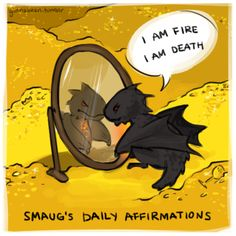 I am Fire! I am Death! Never Sounded So Cute