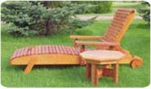 Chaise lounges lounges and porch swings on pinterest for Adirondack chaise lounge plans