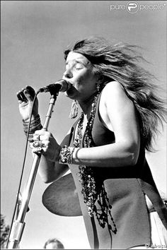 "At the height of her career, Janis Joplin was known as ""The Queen of Rock and Roll"" as well as ""The Queen of Psychedelic Soul"". She was also a painter, dancer and music arranger."