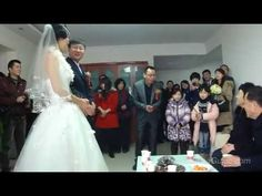 A Modern Chinese Wedding in Xian