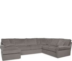 Charisma 3 Piece Right Arm Facing Sectional Charisma
