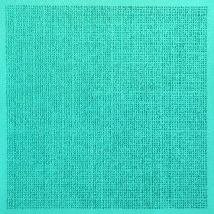 Lezlie Tilley  10,609 tiny stones arranged according to the laws of chance - blue/green 2015  mixed media on paper - framed 53 x 53cm