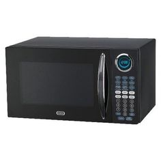 Sunbeam Microwave, 0.9 Cu.ft - Black SBMW909BL 900 Watts