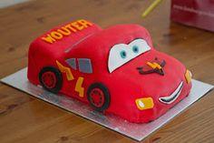 Fleurige Taartjes: Stoere Cars taarten!