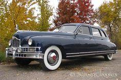 1948 Packard Custom Eight Limousine