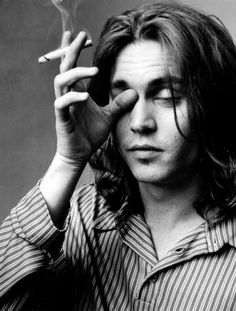Johnny Depp will always be one of my favorite actors.