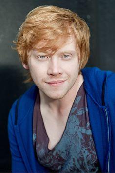 When did Ron get so big?!
