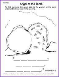 easter worksheets activities chuch - Google Search