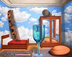 """""""I valori personali"""" Magritte"""
