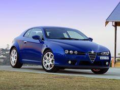 Alfa Romeo Brera AU-spec 2006–2010 wallpaper