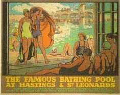 Hastings Bathing Pool