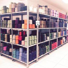 Colour Selection AW18 #yarns #knitweardesign #textiledesign #fairtrade #peru #lnknits #lnandes