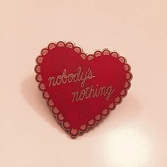 SALE: Nobody's Nothing Lonely Hearts Club