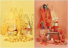 Designer Turns Hoarding Obsession into Actual Art » Man Made DIY | Crafts for Men « Keywords: color, sculpture, art, recycle