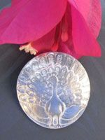 Peacock $59.00. Made by Julie Primmer