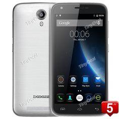 "DOOGEE Y100 Pro 5\"" OGS MTK6735P Quad-core 64-bit Android 5.1 4G LTE Phone 13MP CAM 2GB RAM 16GB ROM OTG OTA P03-Y100PRO"