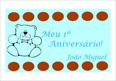 Convite para um aniversário