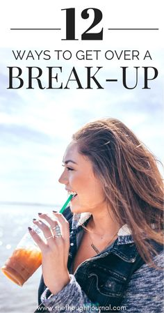 12 Ways To Get Over A Break Up. How to get over a break up and survive a painful break up. Moving on from an ex relationship is very difficult and painful and these are the best tips and advice for getting over a breakup. Whether your girlfriend or boyfri Online Relationship Advice, One Sided Relationship, Breakup Advice, Relationship Problems, Marriage Advice, How To Move On From A Relationship, Dating Advice, Dating Blog, Relationship Books